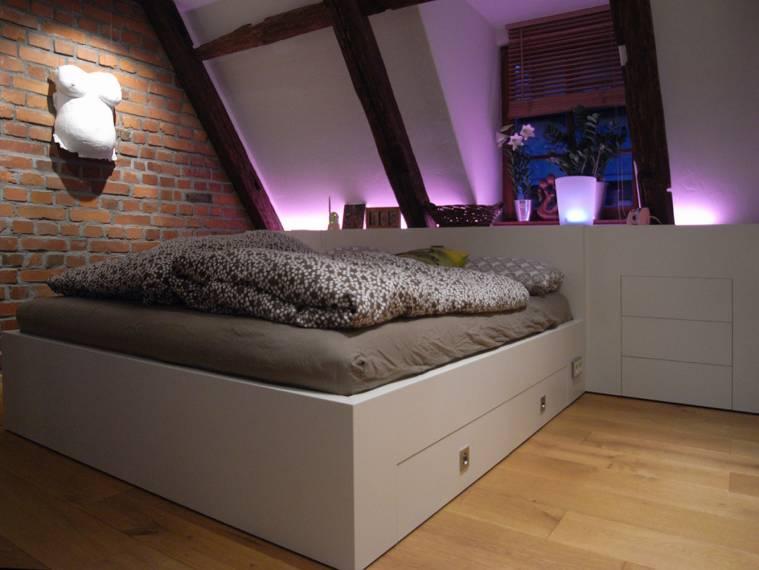 Schlafzimmermu00f6bel, Bett, Kommoden : leform GmbH